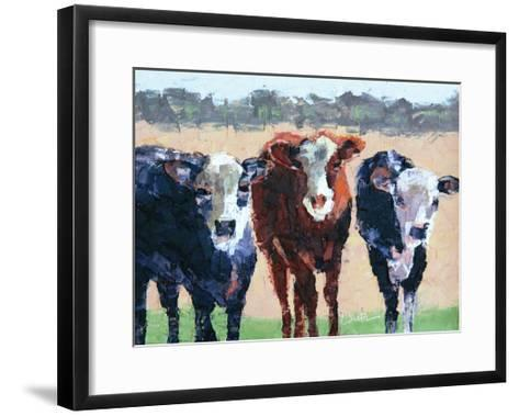 Three Jerseys--Framed Art Print