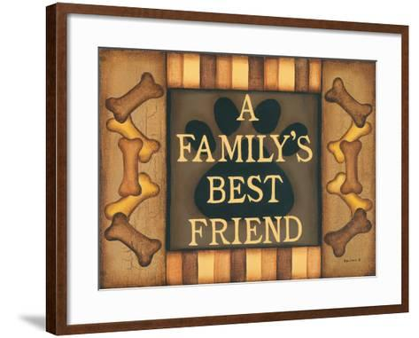 Best Friend-Kim Lewis-Framed Art Print