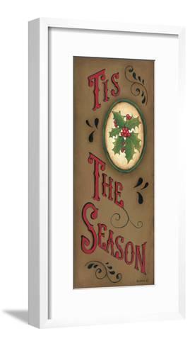Tis the Season-Kim Lewis-Framed Art Print