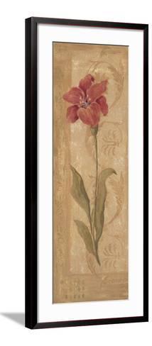 Evening Lily-Jo Moulton-Framed Art Print
