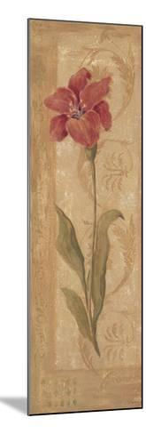 Evening Lily-Jo Moulton-Mounted Art Print