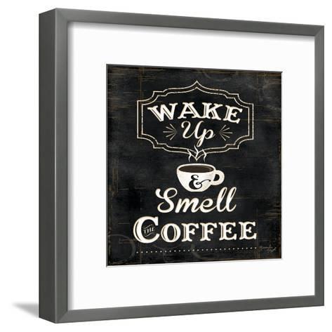 Wake Up and Smell-Jennifer Pugh-Framed Art Print