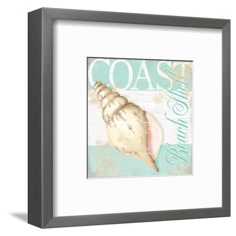 Coast-Kathy Middlebrook-Framed Art Print