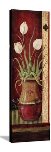 Tuscan Poem II-Jo Moulton-Stretched Canvas Print