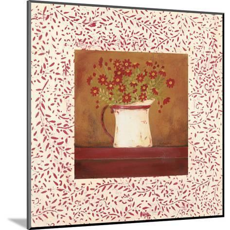 Petit Fleur I-Jo Moulton-Mounted Art Print