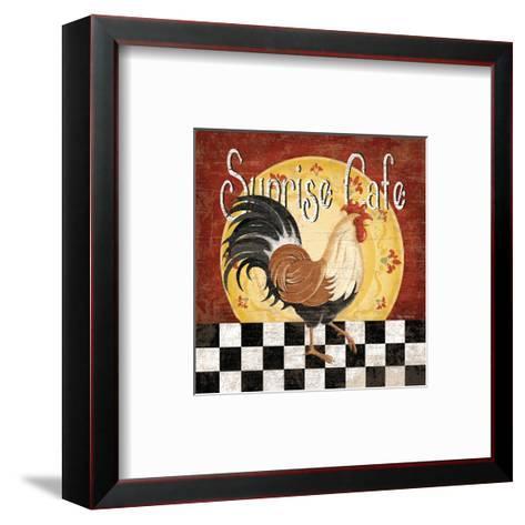 Sunrise Café-Kathy Middlebrook-Framed Art Print