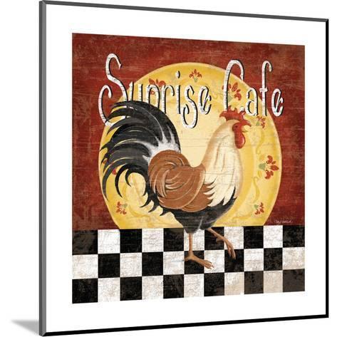 Sunrise Café-Kathy Middlebrook-Mounted Art Print