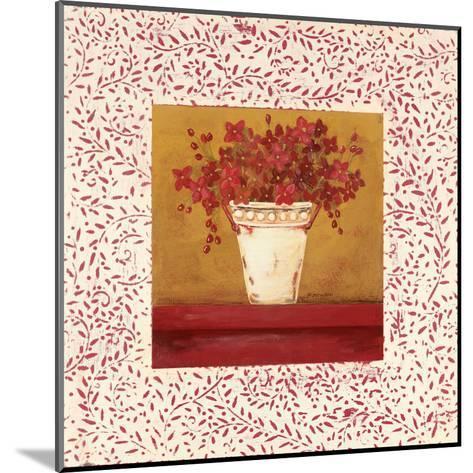 Petit Fleur II-Jo Moulton-Mounted Art Print