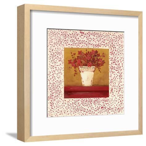 Petit Fleur II-Jo Moulton-Framed Art Print