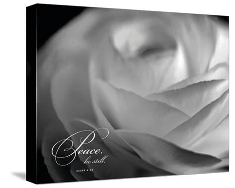 Peace-Dennis Frates-Stretched Canvas Print