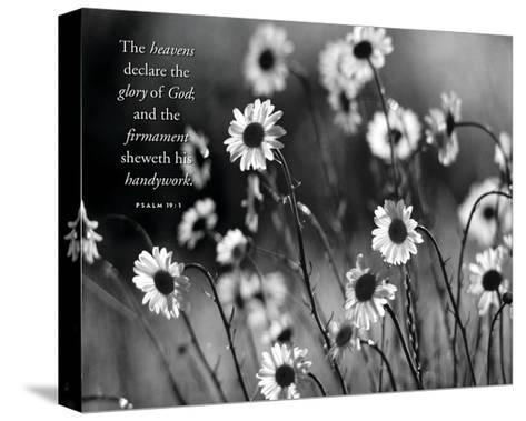 The Heavens-Dennis Frates-Stretched Canvas Print