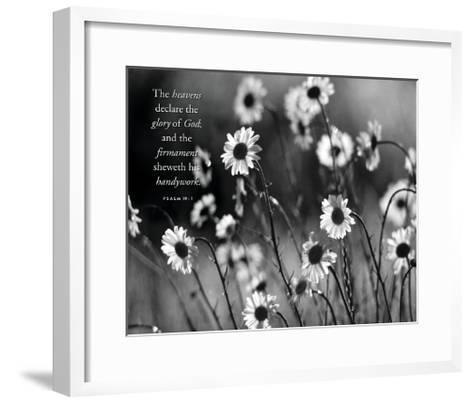 The Heavens-Dennis Frates-Framed Art Print
