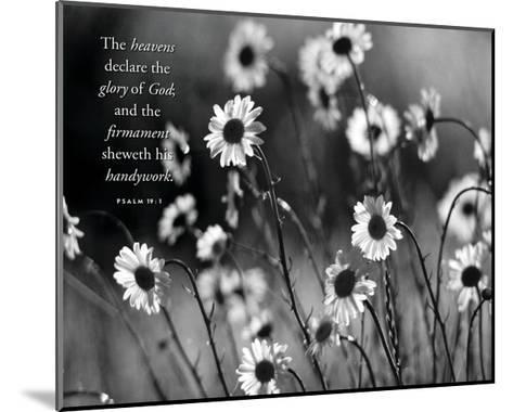 The Heavens-Dennis Frates-Mounted Art Print