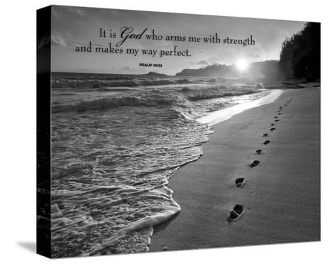 It Is God-Dennis Frates-Stretched Canvas Print