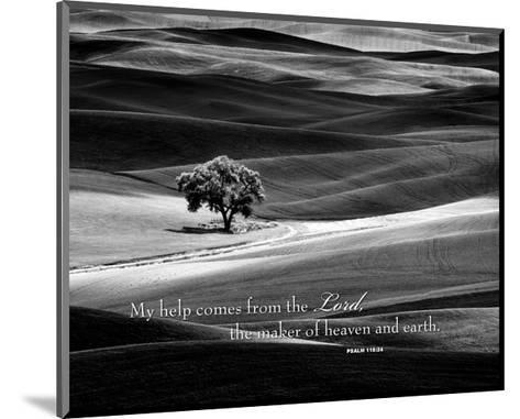 My Help Comes-Dennis Frates-Mounted Art Print