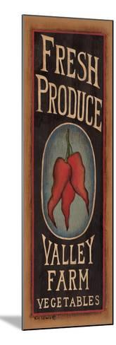 Peppers-Kim Lewis-Mounted Art Print