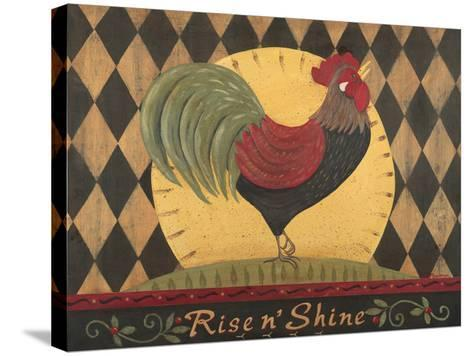 Rise N' Shine-Jo Moulton-Stretched Canvas Print