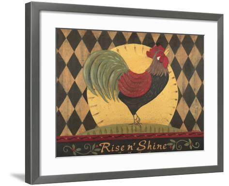 Rise N' Shine-Jo Moulton-Framed Art Print