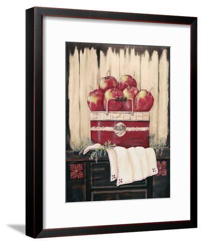 Ruby Red-Jo Moulton-Framed Art Print