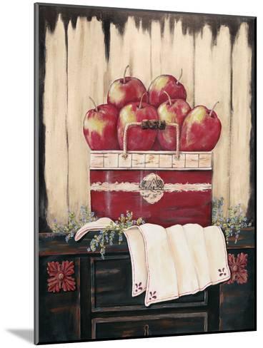 Ruby Red-Jo Moulton-Mounted Art Print