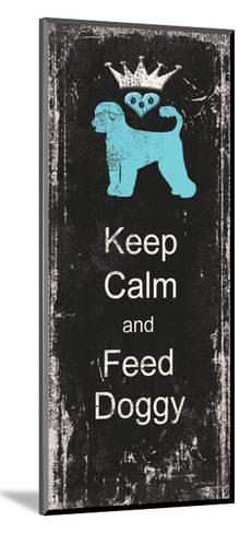 Feed Dog-Jo Moulton-Mounted Art Print