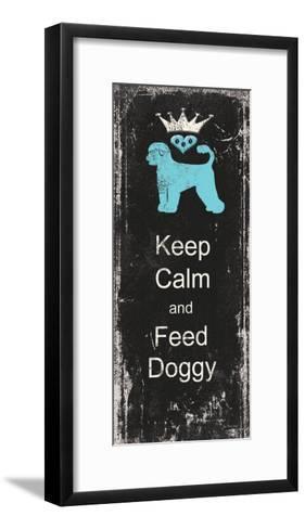 Feed Dog-Jo Moulton-Framed Art Print