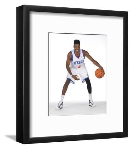 Philadelphia 76Ers Media Day-Jesse D Garrabrant-Framed Art Print
