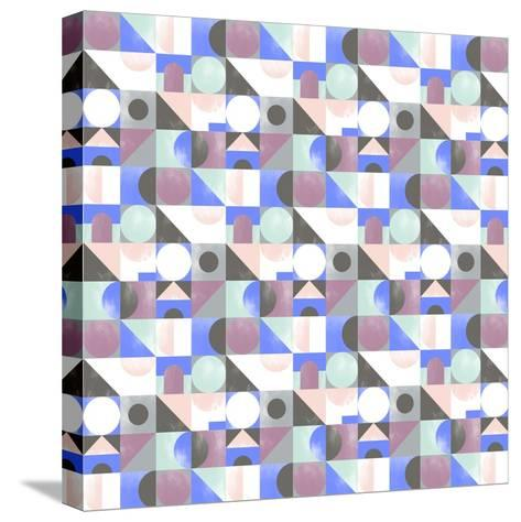 Toy Blocks Small-Laurence Lavallee-Stretched Canvas Print