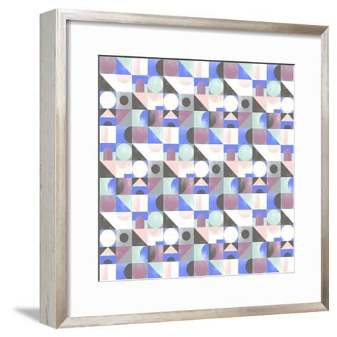 Toy Blocks Small-Laurence Lavallee-Framed Art Print