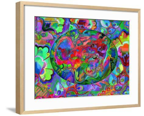 And Then Came Spring, 2013-Jane Tattersfield-Framed Art Print