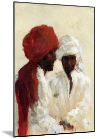 Two Imams-Lincoln Seligman-Mounted Giclee Print