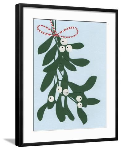 Mistletoe, 2014-Isobel Barber-Framed Art Print