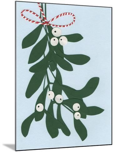 Mistletoe, 2014-Isobel Barber-Mounted Giclee Print