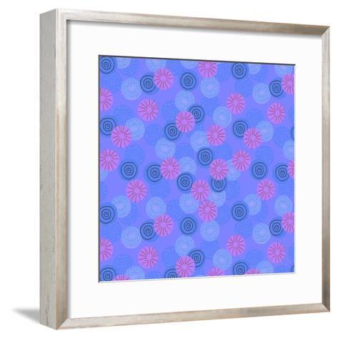 Pom-Pom-Laurence Lavallee-Framed Art Print
