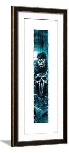 Marvel Extreme Style Guide: Punisher--Framed Art Print