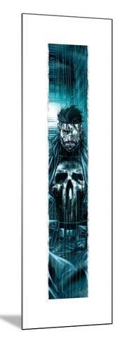 Marvel Extreme Style Guide: Punisher--Mounted Art Print