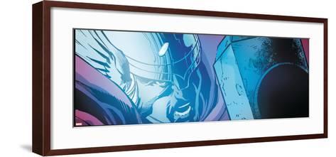 Avengers Assemble Style Guide: Thor--Framed Art Print