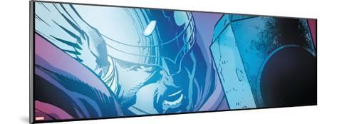 Avengers Assemble Style Guide: Thor--Mounted Art Print