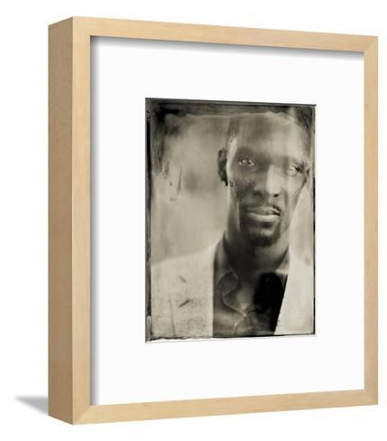 NBA All-Star Portraits 2015-Jennifer  Pottheiser-Framed Art Print