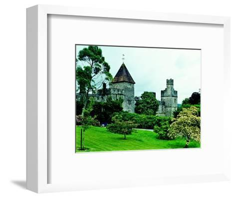 Architectural Digest-Jonathan Pilkington-Framed Art Print