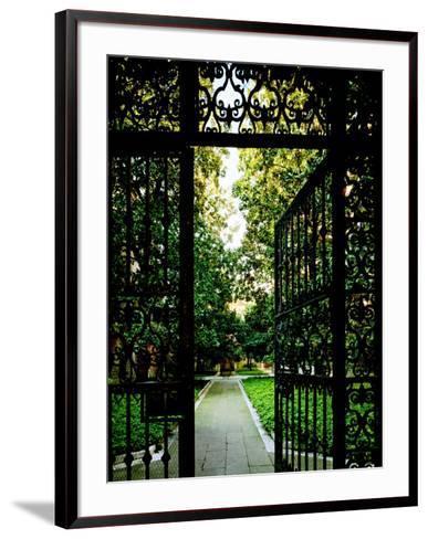 Architectural Digest-H. Durston Saylor-Framed Art Print
