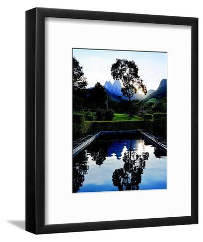 Architectural Digest-Oberto Gili-Framed Art Print