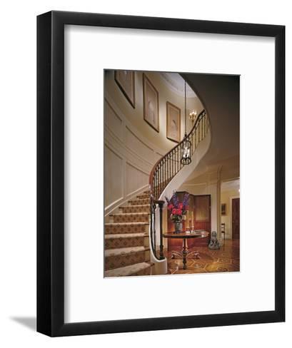 Architectural Digest-Johansen Krause-Framed Art Print