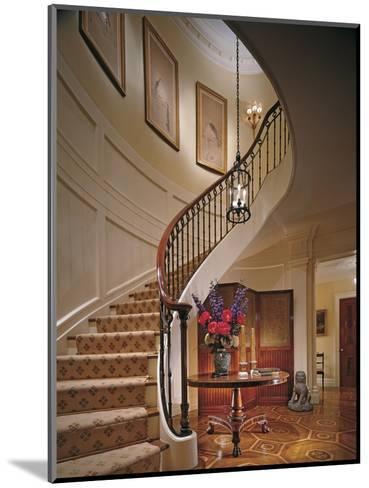 Architectural Digest-Johansen Krause-Mounted Premium Photographic Print