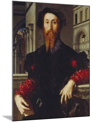 Bartolomeo Panciatichi, C. 1540-Agnolo Bronzino-Mounted Giclee Print