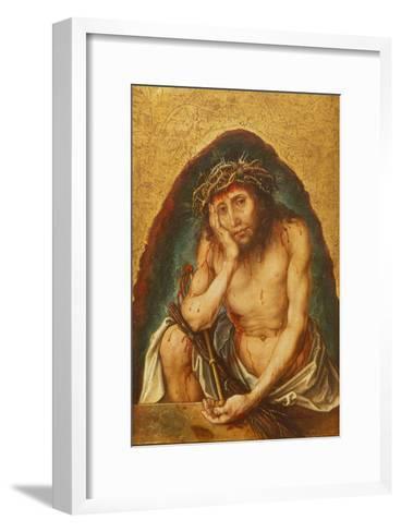 Christ, Man of Sorrows, C. 1493-Albrecht D?rer-Framed Art Print