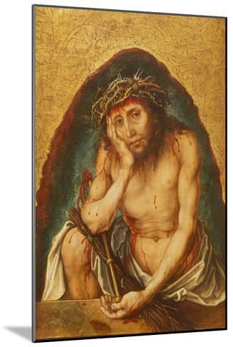 Christ, Man of Sorrows, C. 1493-Albrecht D?rer-Mounted Giclee Print