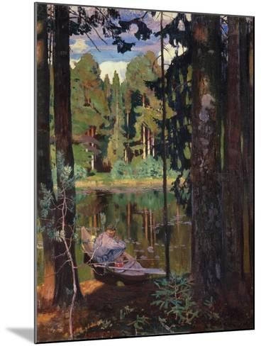 Silence, 1908-Arkadi Rylow-Mounted Giclee Print