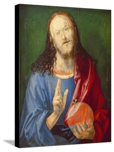 Christo Salvator Mundi (Unfinished), C. 1501-04-Albrecht D?rer-Stretched Canvas Print