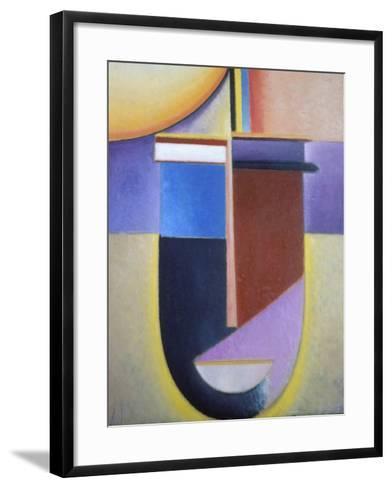 Sun, Colour, Life-Alexej Von Jawlensky-Framed Art Print